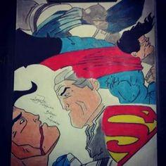 Batman vs Superman em O retorno do cavaleiro das trevas