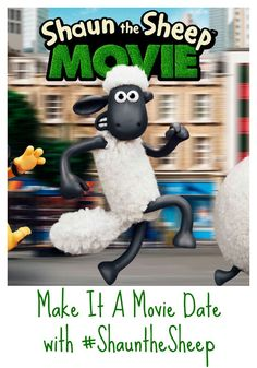 Make It A Movie Date with #ShauntheSheep Movie Family Time #IC #ad
