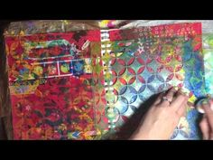Flippin' Pages Art Journaling