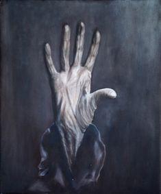 Reach Oil on Canvas