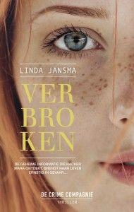Verbroken - Linda Jansma- http://wieschrijftblijft.com/verbroken-linda-jansma/