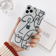 cool phone cases 667517976005256420 - Funny Cartoon Abstract Clear Phone Case For iPhone 11 Pro Max X XR Xs – Kalsord Source by kalsord Diy Iphone Case, Diy Case, Iphone Case Covers, Iphone 8, Iphone 7 Plus, Iphone Charger, Iphone Deals, Iphone Cost, Girly Phone Cases