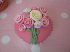 Shabby Rose Collection Bouquet by SugarplumB