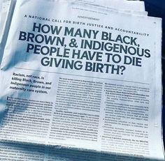 Midwifery Schools, Black Mama, Doula Services, Health Psychology, Can You Help, Pregnancy Care, Anti Racism, Call To Action, Open Letter