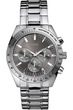Guess Gents Chase Watch W13001G1