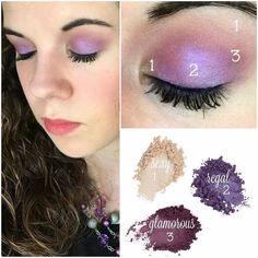 Love this Younique pigment look from @mama.meik.and.minis  Tag a friend in the comments who would slay this look!
