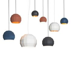 General lighting   Suspended lights   Scotch Club   Marset. Check it out on Architonic