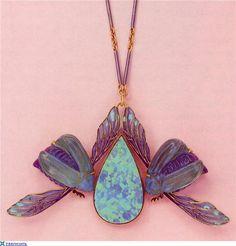 """stavrovskaia: """" insects in jewellery de art nouveau R.Lalique L.Gaillard L.Gautrait """""""