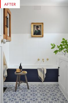 Before & After: One of The Best $2K Bathroom Makeovers We've Ever Seen