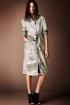 Burberry Prorsum Pre-Fall 2014 Collection Photos - Vogue