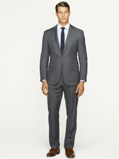 Anthony Sharkskin Suit - Suits  Men - RalphLauren.com
