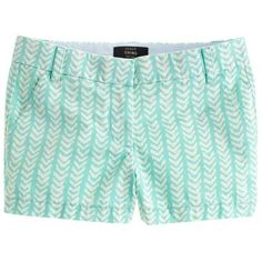 J. Crew Chino Shorts; I will be in these come summer