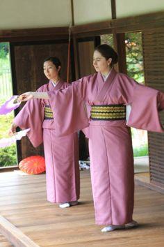 """... on April 9... [2017],Sakura Sunday welcomes back the wonderful, traditional Japanese-style dance group, IchiFuji-kai; coming to perform on the Matsuri Village Demonstration Stage. Led by Fujima …"