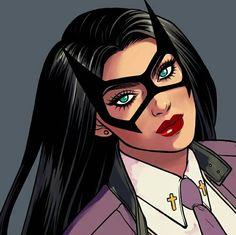 Helena the Huntress Dc Comics Women, Comics Girls, Halloween 2018, Catwoman, Harley Quinn, Huntress Costume, Dc Costumes, Helena Bertinelli, Batgirl And Robin