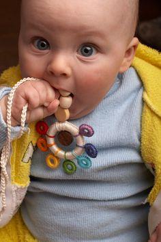 SALE  Rainbow Nursing Necklace  Nursing Necklace  by TOP1234, $16.99