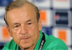 I Have The Heart Of A Winner  New Super Eagles Coach Boasts