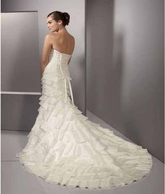 vintage wedding dresses | Wedding Fashion » modern vintage wedding dresses