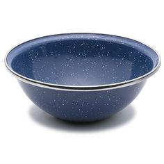 Gsi Outdoors Baked Enamelware Bowl