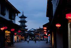"talefromtheeast: ""Zhouzhuang, China """