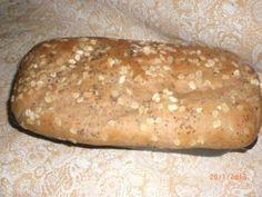 Receita de Pão fofinho de farinha integral de liquidificador - Tudo Gostoso