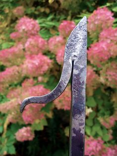 A Traditional Style Hand Forged Fire Poker. For those wanted to complete a rustic look. Everyone loves a handmade gift.