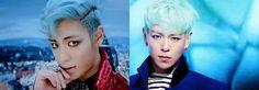 Los 8 Idolos que lucieron el color de cabello azul realmente my bien ~ Viajando por el mundo POP - Espacio Kpop