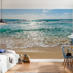 East Urban Home Wolfeboro Seaside Wall Mural