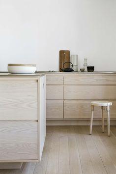 New Kitchen, Kitchen Dining, Küchen Design, House Design, Scandinavian Kitchen, Joinery, Double Vanity, Designers Guild, Home Office