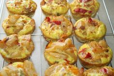 who page of muffin tin meals  #food #mini_meals #muffin_tin_meals