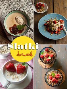 Doručak je lepši ako je sladak  Eto ideje za sutra!  http://mezze.rs/maj-2014/ str. 81-89.