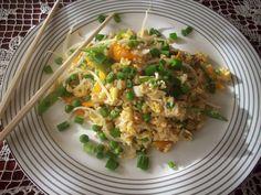 Pin for Later: 185+ Delicious Latin American Recipes You Need to Eat ASAP Arroz Chaufa Get the recipe: arroz chaufa