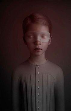 Oleg Dou, Eye mask.