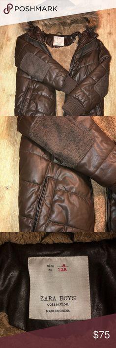 Zara Boy's Bomber Hooded Jacket In amazing condition ! Like New Super warm Zara Jackets & Coats Puffers Zara Boys, Plus Fashion, Fashion Tips, Fashion Design, Fashion Trends, Zara Jackets, Hooded Jacket, Hoods, Black Jeans