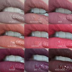 Liquid Lipstick- ALL DAY MATTE- Boys'n Berries- www.makeup-shop.ro