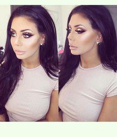 23 Best Overall look images   Beauty makeup, Gorgeous hair, Hair, makeup fd02c289d1