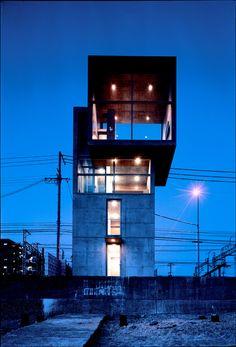 Casa 4x4 i y ii de tadao ando tadao ando tadao o blog for Casa moderna 4x4