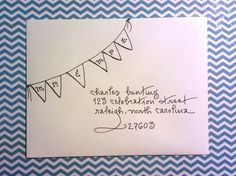 bigflourish.com ideas, tips & trends in wedding calligraphy / calligraphy by carrie's blog