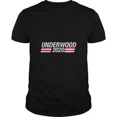 I Love Vote Underwood 2020 SHIRT Shirts & Tees