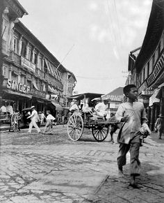 Photographs of the Philippines taken by United States military personnel. University of Michigan Special Collections Philippines Culture, Manila Philippines, Philippines Travel, Philippine Art, Filipino Culture, Bataan, Historical Architecture, Historical Pictures, Vintage Pictures