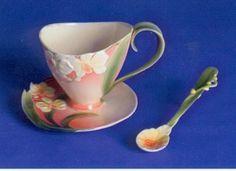 Franz Poreclain Tea Cup