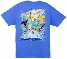 Guy Harvey Shirt! Nice!