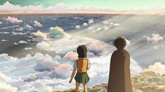 Children Who Chase Lost Voices by Makoto Shinkai