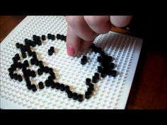 How to Make a Hama/Perler Bead Hello Kitty!