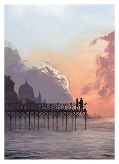 Trilogy of Love (II) by ReneAigner.deviantart.com on @deviantART