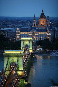 #Budapeste Hungria