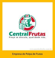 Identidade Visual para empresa que comercializa Polpa de Frutas em São Paulo.