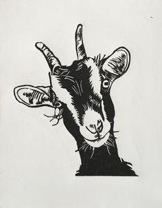 "Linocut by Susan Cartwright - ""Hello!"" by Susan Cartwright. Linocut on Paper, Subject: Animals and birds, Impressionistic sty - Intaglio Printmaking, Lino Art, Linoleum Block Printing, Linoprint, Bird Artwork, Linocut Prints, Animal Drawings, Art Drawings, Lovers Art"