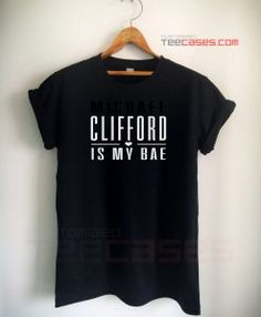 CLIFFORD is My BAE tshirt adult unisex, Women's tshirt, Men's tshirt