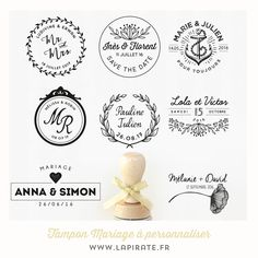 Discover our personalized wedding stamp collections from 26 €. Your wedding stamp to affix on anything you like. Source by tampon_mariage Wedding Signs, Wedding Cards, Diy Wedding, Wedding Favors, Wedding Invitations, Wedding Centerpieces, Wedding Souvenir, Wedding Vintage, Custom Stamps