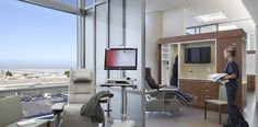 Stanford Hospital and Clinics Infusion Therapy and Ambulatory Treatment Center
